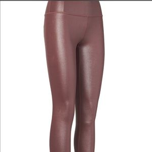 Athleta Elation Shimmer tights size XS